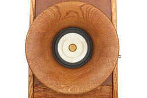 High End speakers Evolution + front Horn Oris 500 + Voxativ AC1.8 driver