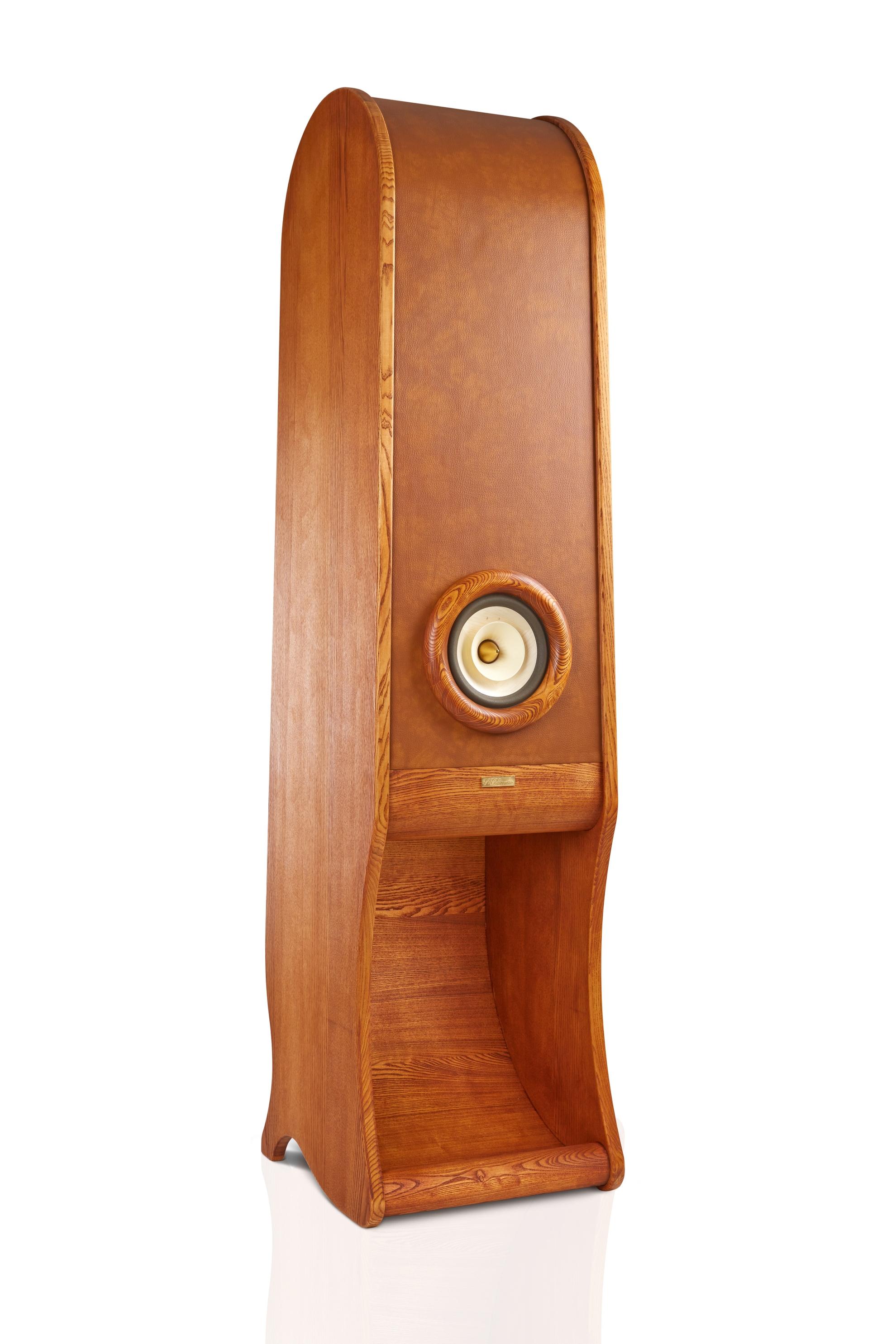 High End reproduktorové soustavy Evolution RDacoustic dřevěná varianta