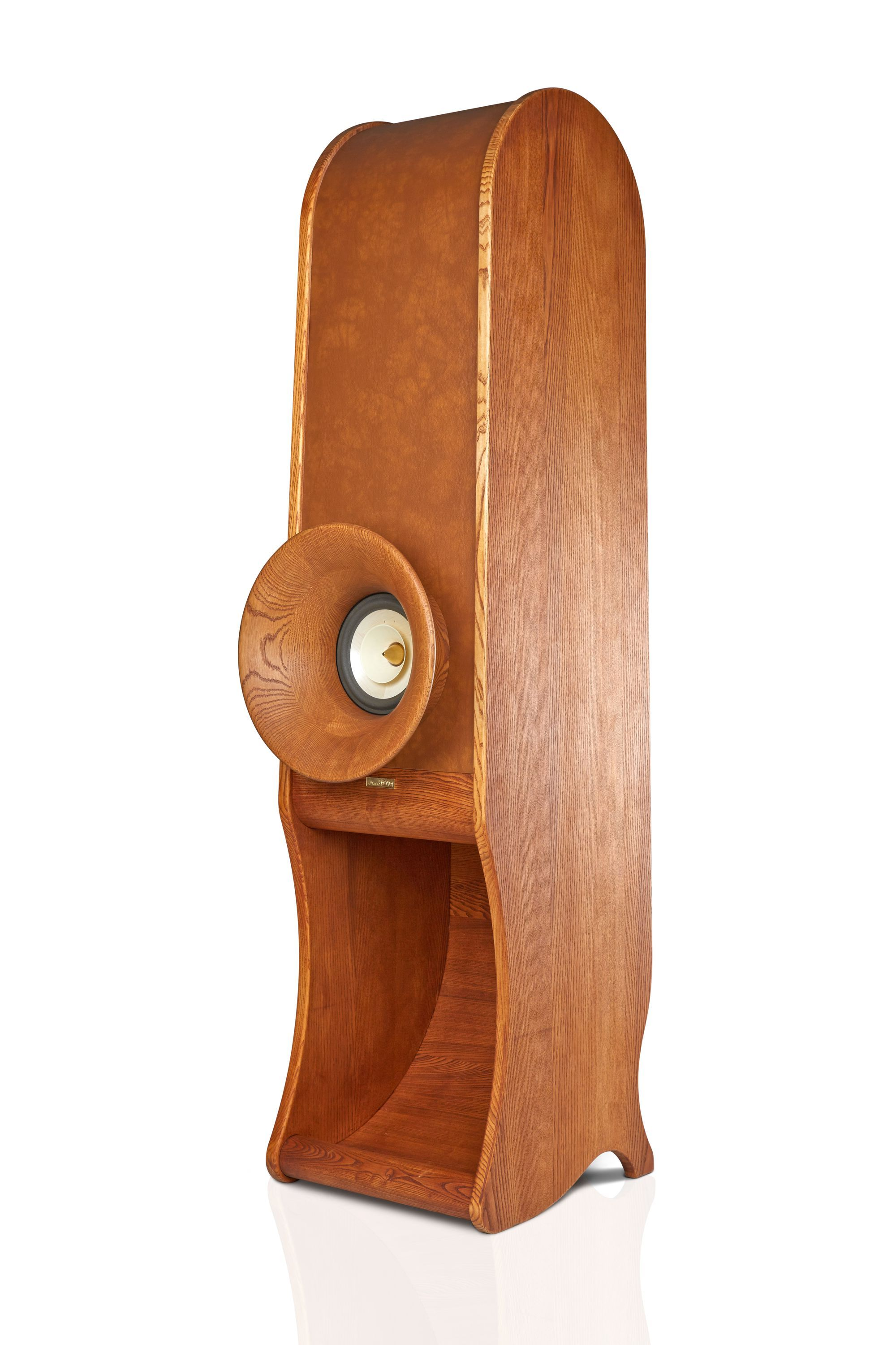 RDacoustic High-end Evolution speakers Voxativ AC1.8 speaker driver wooden cone