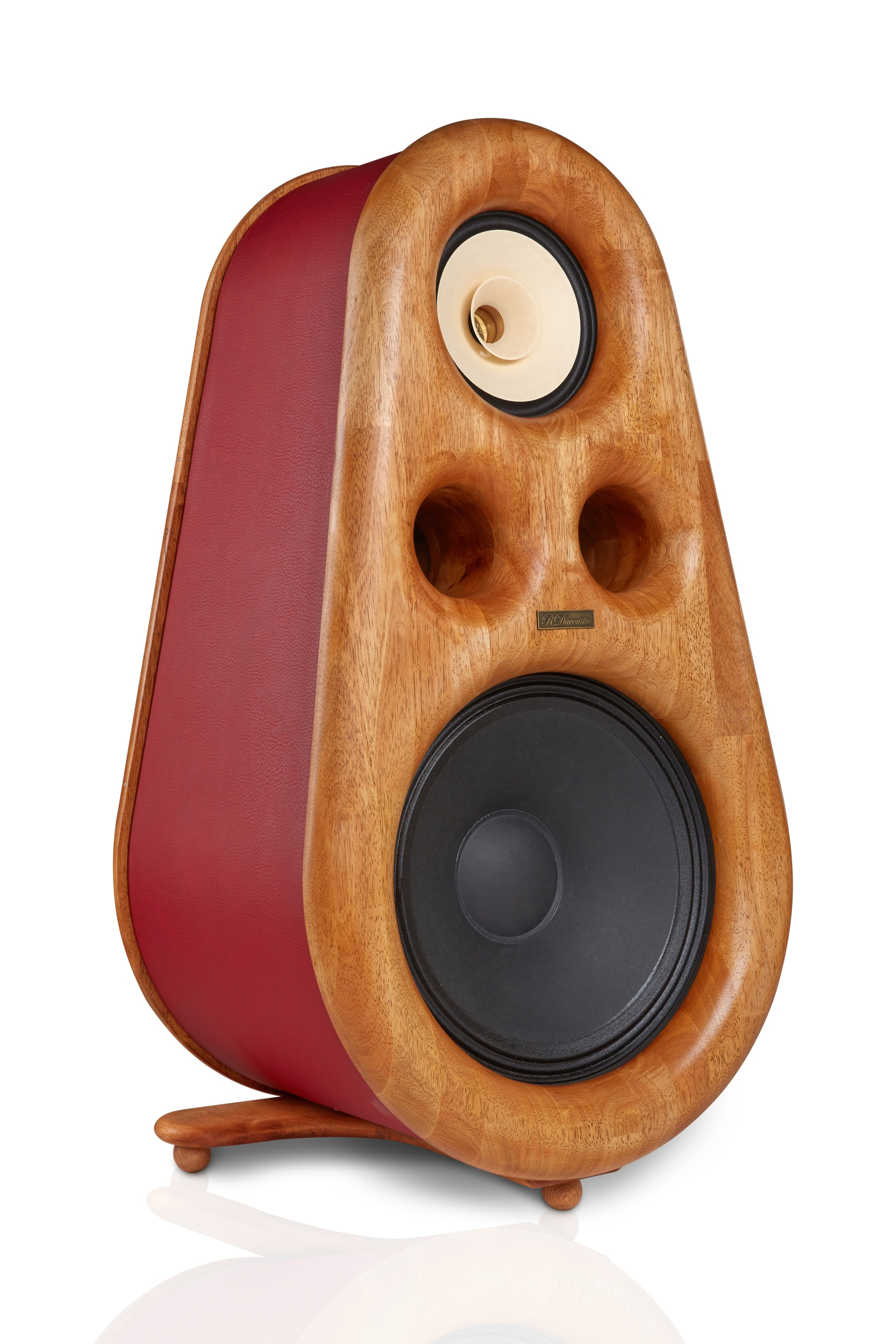 Reproduktorové soustavy Euphoria RDacoustic stereo 2.0 surround 7.1, 5.1