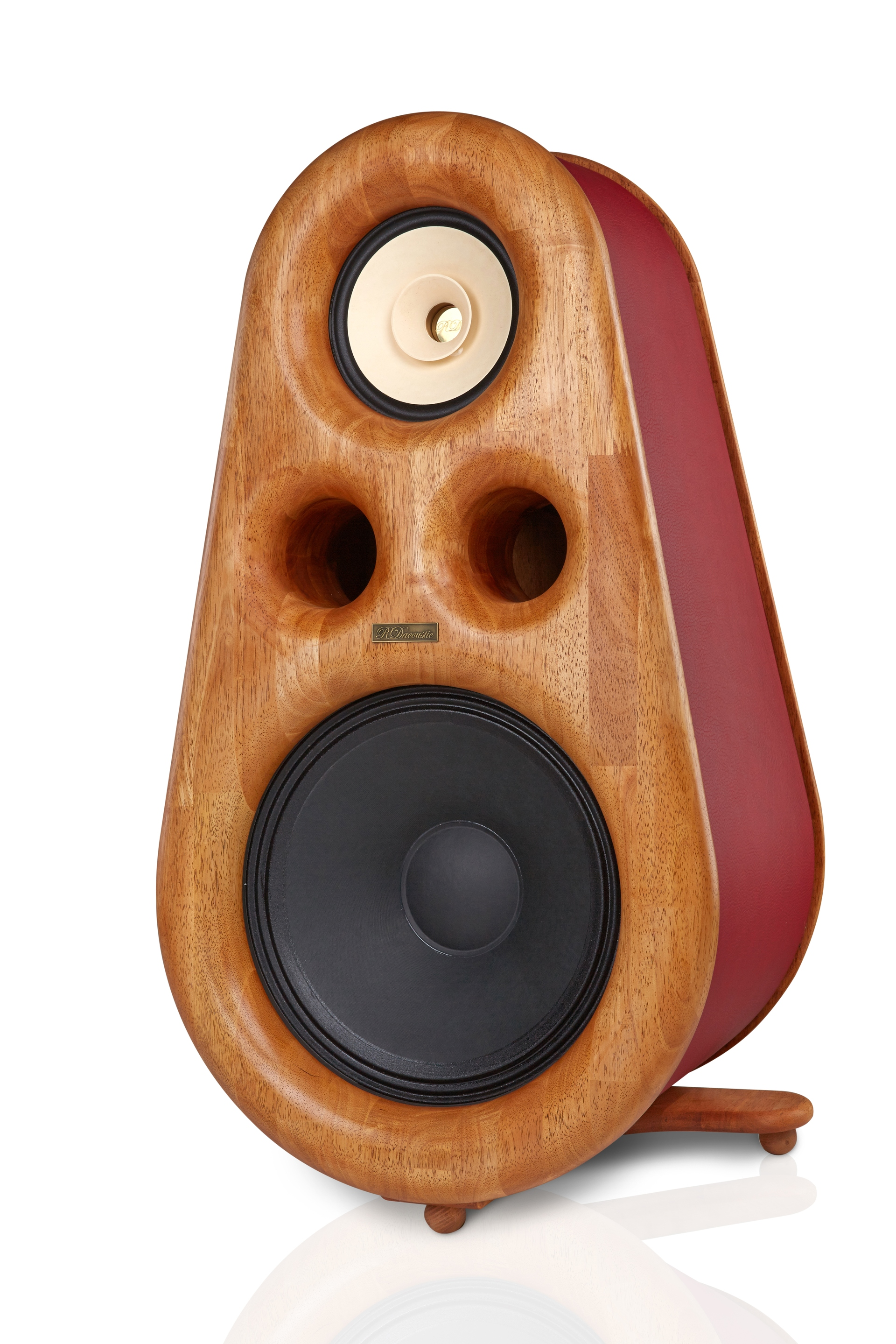 High End speakers Euphoria. Pure HIFI stereo for audiophiles Home audio.