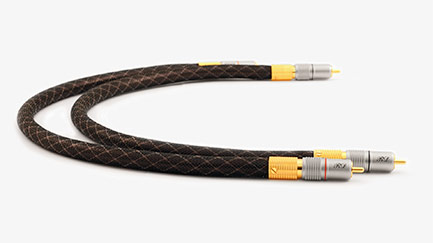 RD OCC Silver RCA Cable